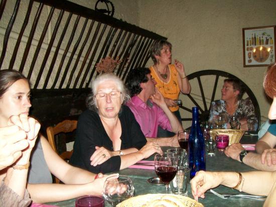 9-Repas fin d'année - 29 mai 2009 - à la Source, ARGENTON