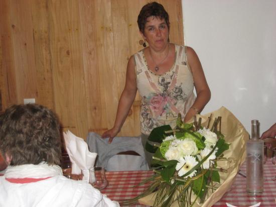 4-Repas de fin d'année à CHAILLAC - en juin 2010