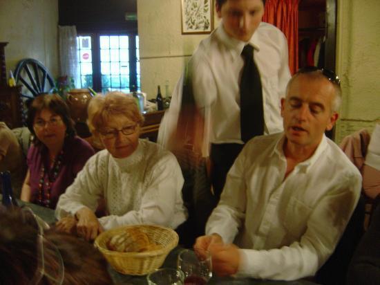 10-Repas fin d'année - 29 mai 2009 - à la Source, ARGENTON