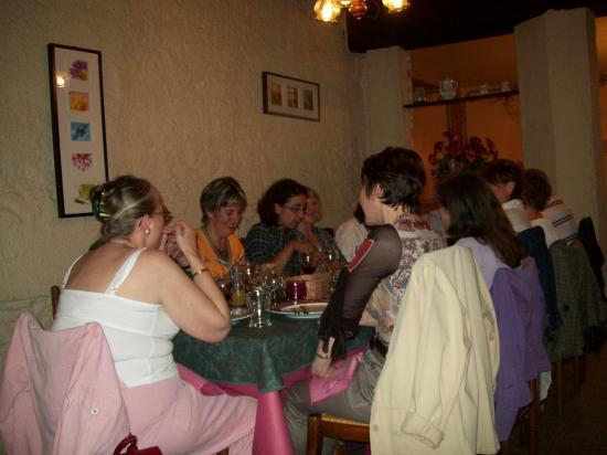 7-Repas fin d'année - 29 mai 2009 - à la Source, ARGENTON