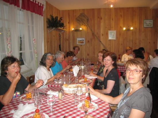 6-Repas de fin d'année à CHAILLAC - en juin 2010