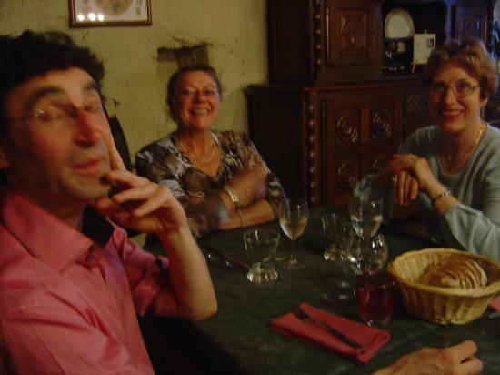 4-Repas fin d'année - 29 mai 2009 - à la Source, ARGENTON