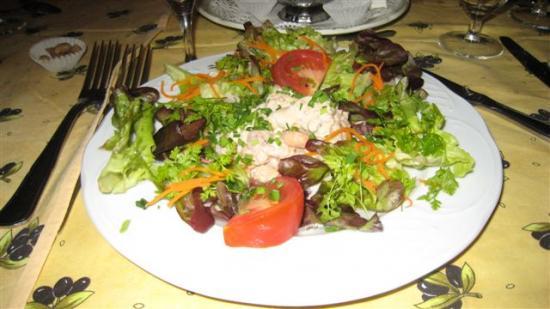 6-Repas de fin d'année - 29 juin 2009 - à la Gerbe de Blé de CHAILLAC