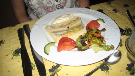7-Repas de fin d'année - 29 juin 2009 - à la Gerbe de Blé de CHAILLAC