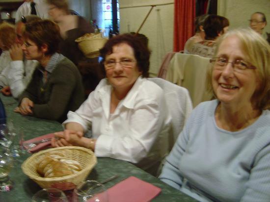 1-Repas fin d'année - 29 mai 2009 - à la Source, ARGENTON