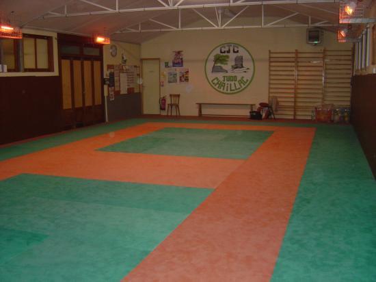 Salle de yoga - Dojo CHAILLAC