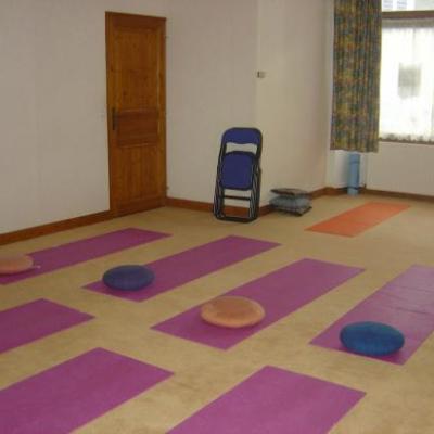 Salles de yoga